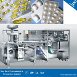 Maquinaria de alta velocidade da embalagem da bolha da ampola do tubo de ensaio