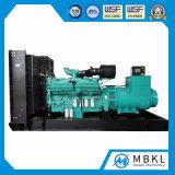 gerador Diesel de 640kw/800kVA Cummins para a aplicação industrial