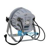12*15W RGBWA 5in1 LED 동위 64/LED 벽 세탁기 빛 Waterproo IP 65