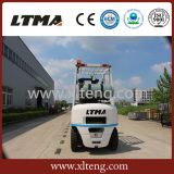 White Color Mini 1.5 Ton LPG Gas Forklift Prix