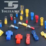 T1/T2/T3 주석에 의하여 도금되는 나일론 구리 빠른 결합 연결관 또는 단말기