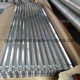 Corrugated гальванизированная плитка крыши металла Tinplate/Gi