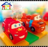 De Auto's van de Rit van Kiddie van de Schommeling van de Machine van het Spel van de groef voor Kinderen