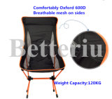 Kampierender Aufenthaltsraum-Stuhl mit Neckrest