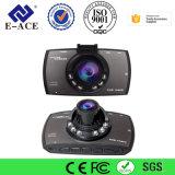 Registrador cheio da câmera do carro de HD com deteção do movimento
