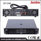 Jusbe XLCa6のクラスH価格300-450ワットのPAのサウンド・システムのスピーカーの劇場のカラオケの電力増幅器の