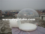 PVC 또는 TPU 옥외 팽창식 거품 천막 돔 천막