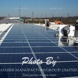 Écran sériel de panneau solaire