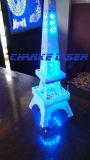 machine de gravure en pierre de la commande numérique par ordinateur 3D de 1300X2500mm pour de marbre/acrylique/bois