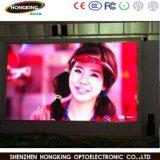Placa interna do quadro de avisos do diodo emissor de luz da cor P6 cheia da venda quente da fábrica de Shenzhen