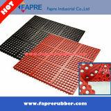 Anti-Slip масло и Anti-Fatigue циновка резины дренажа