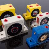 Pignon de crémaillère avec les vibrateurs vibratoires pneumatiques de turbine de câble d'alimentation de guide linéaire
