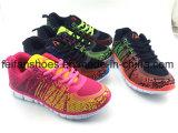 Chaussures neuves de sport de loisirs d'enfants d'arrivée pour la vente en gros (FFZJ112502)