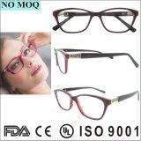 Blocchi per grafici ottici di vetro di Eyewear del telaio dell'ottica dell'acetato di disegno dell'Italia