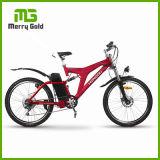ブラシレス後部モーター電気自転車の完全な中断Eバイク250W 36V