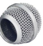 Microphone Sm58 de câble tenu dans la main dynamique