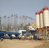 Planta de procesamiento por lotes por lotes concreta Jzs50 de mezcla del bajo costo 50m3/H del cemento concreto de la planta