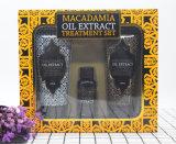 Conjunto del tratamiento del pelo del extracto del petróleo de la macadamia de Australia
