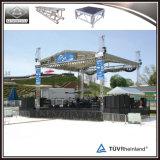 屋外のイベントのためのアルミニウム段階のトラス屋根のトラスシステム