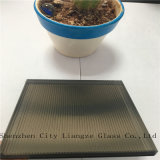 Vidrio ultra claro del vidrio/arte del vidrio laminado/arte/vidrio Tempered con el espejo para la decoración