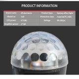 Luz mágica cristalina de alta calidad del efecto de la bola del LED (196)