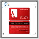 Farbenreiches Geschäft VIP-Drucken-Geschenk Belüftung-Plastikmitgliedskarte