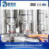 Beba automática carbonatada Gas de relleno / Llenado de botellas y sellado de la máquina