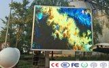 Alta parete piena del video dello schermo a colori di definizione P10 LED