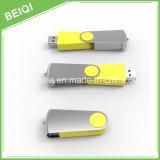 공장 가격에 다채로운 자전 USB 지키