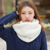 fashion Classic Acrylic Knitted 숙녀 겨울 Neckwarmer (YKY4626)