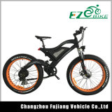 Bicicleta eléctrica gorda de la rueda de 26 pulgadas, kit de la bici de la montaña E