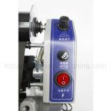 Codage chaud Dy-8 de datte de papier de machine d'impression de Digitals de bande manuelle