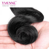 ペルーのRemyの毛のWeft緩い波の人間の毛髪