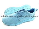 女性の多彩な注入のズック靴の偶然のスポーツの靴(FFZL1227-01)