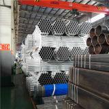 ASTM A500 Gr. 캐나다 시장을%s B C에 의하여 직류 전기를 통하는 금속 관