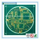 PCB multicouches à circuit imprimé haute fréquence avec or d'immersion