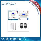 Толковейший хозяин сигнала тревоги GSM при кнопочная панель касания широко используемая в западных рынках (SFL-K5)