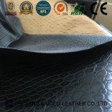 Krokodil PU-Kleid-Leder für Tuch/Beutel