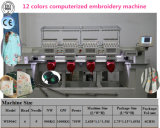 Beste hut-Stickerei-Maschine Multi-Kopf Computer-Stickerei-Maschinen-Preis des Verkaufs-4 Hauptin China