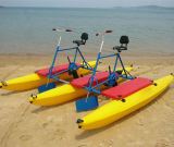 Bicicletta di esercitazione dell'acqua del lago water