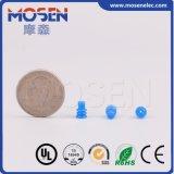 Selo de borracha azul 828904-1 do conetor elétrico de Te 1.2-2.1mm