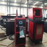 Гравировальный станок вырезывания лазера волокна плоския лист металла CNC