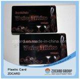 PVC Gift Card con Barode/Plastic Gift Cards/Plastic Membership Card