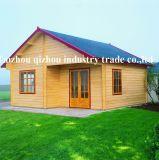 Chambre en bois (qzw1024)