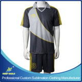 Sublimation personnalisée Quick Dry Comfortable Club Team Football Apparel