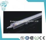 変更LEDの線形壁の洗濯機の照明LED線形ライトを着色しなさい