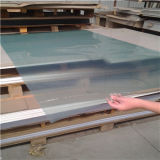 Folha de policarbonato Lexan de 0,5 mm para proteger tampa