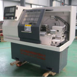 Mini precio de la máquina del torno del metal del CNC de la manía (CK6132A)