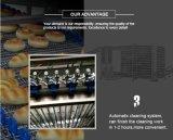 Macchina di raffreddamento del pane cinese del panino cotta a vapore più popolare