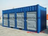 contentor lateral do armazenamento do auto do recipiente de armazenamento aberto 40FT de 20FT